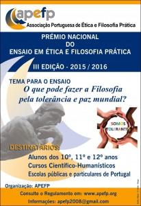 Cartaz III Edição Prémio Ética e Filosofia APEFP (1)